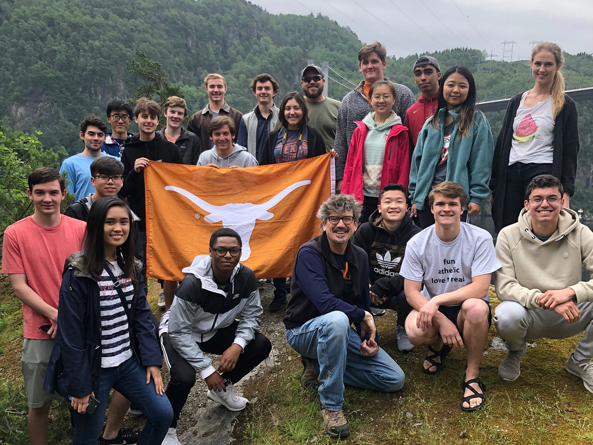 longhorns going global norway